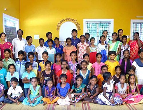Wir unterstützen das Bildungsprojekt Süd-Indien e.V.