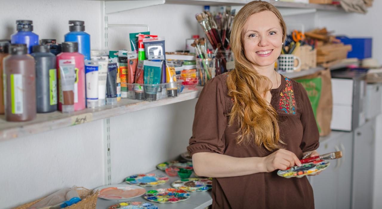 erfolgreiche Gründungen - Galina Scatova