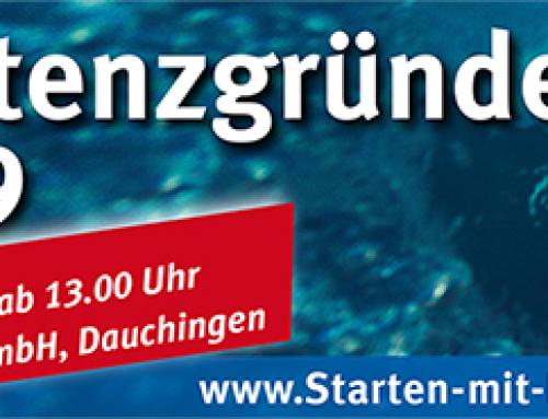 Existenzgründertag am 05.04.19 in Dauchingen