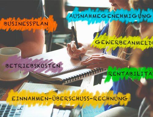 Fachwortschatz für Selbständige & Gründerinnen und Gründer