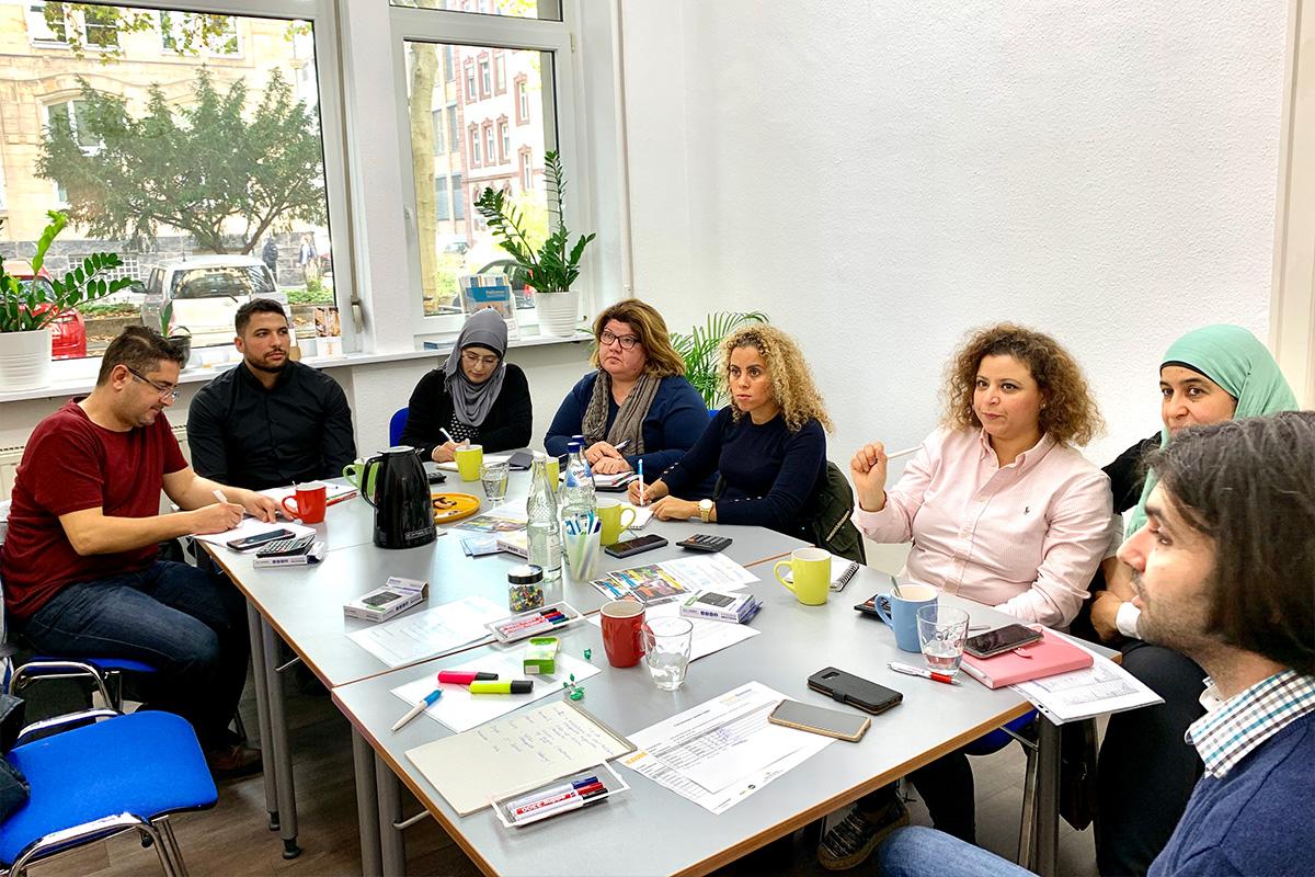workshop bei Pro Social Business eV