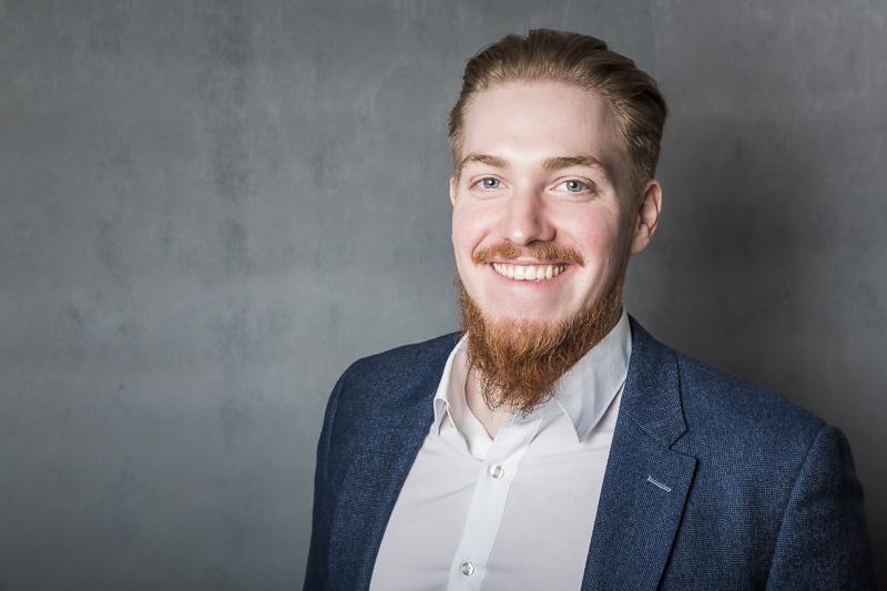 Daniel Goldberg von Pro Social Business e.V.