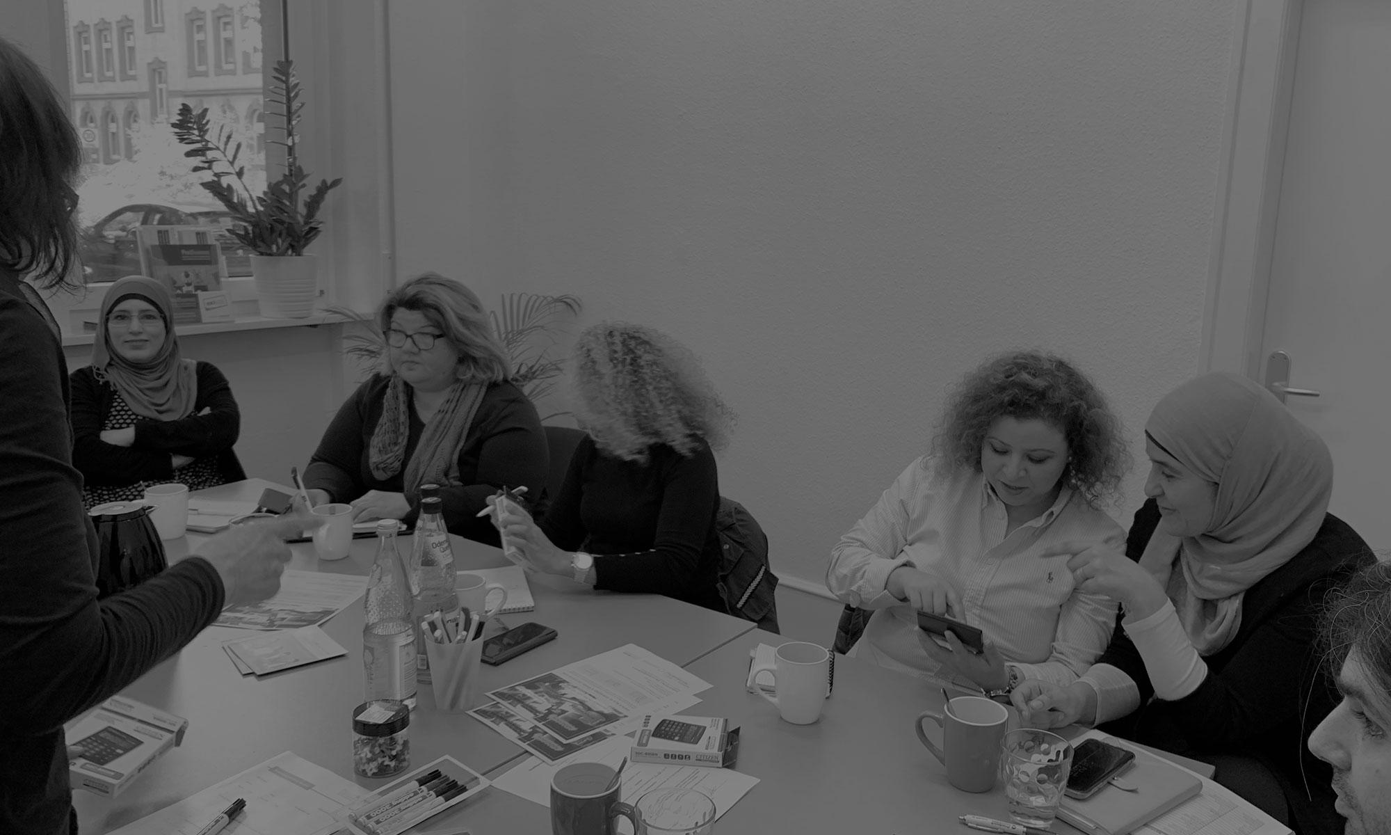 Workshops für Existenzgründer