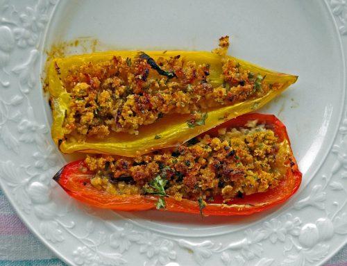 La Tamu – gefülltes Gemüse (Marokko)